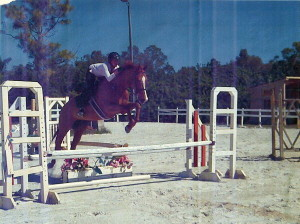 Lilly_Jumping